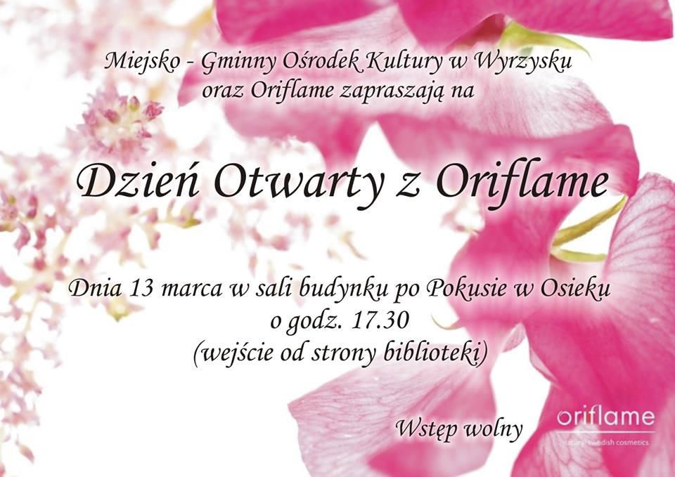 Oriflame Osiek