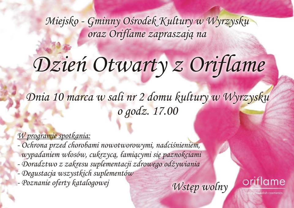 Oriflame Wyrzysk