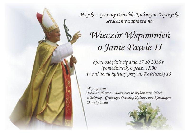 papież plakat